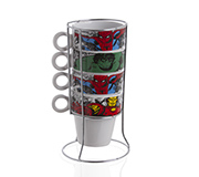 Torre De Canecas Marvel Comics 250Ml