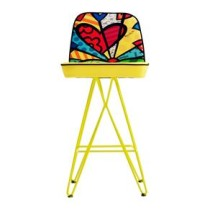 Banqueta Britto Butterfly New Day